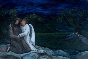 Gethsemane - Denise Gracias Fine Art