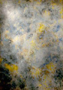 Four Dimension Four WhiteBlueYellow