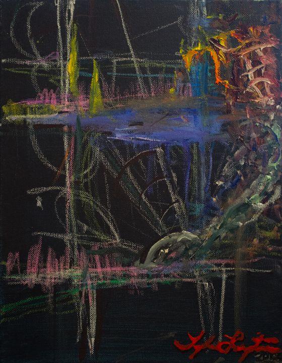 Blackened Veneration - Taylor Livingston