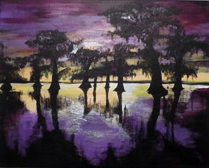 Purple Swamp