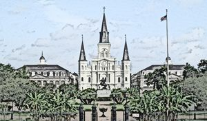 Digital Jackson Square - HRH Design