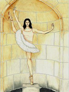 Misty VI-La Ballet Statuette