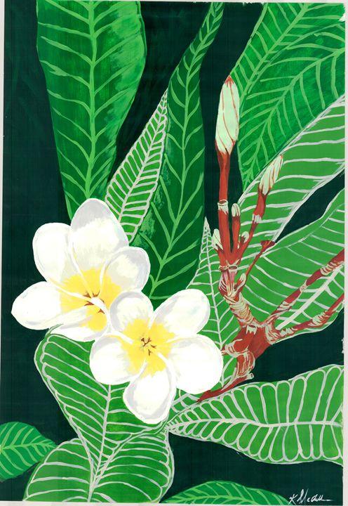 Mornin' Dew Bloom - KFMConcepts Art Gallery