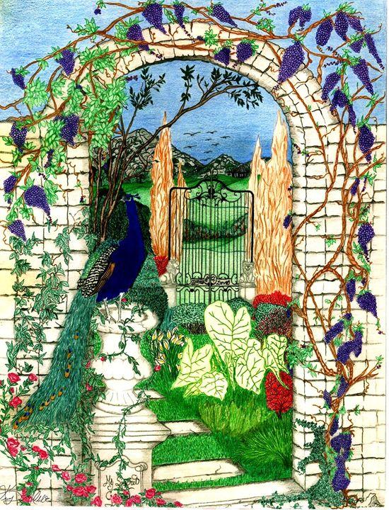 My Secret Garden - KFMConcepts Art Gallery