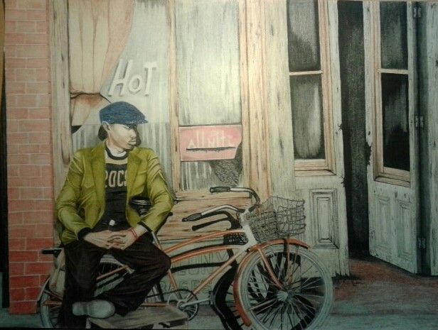 Chillin' On Da Southside - Chicago 1 - KFMConcepts Art Gallery