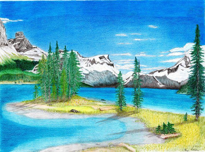 Spirit Island - KFMConcepts Art Gallery