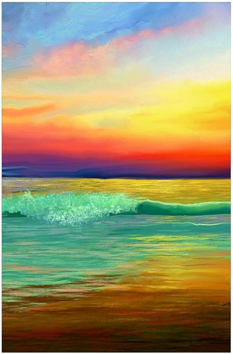 Sunset Beach - The Maleckular Theory