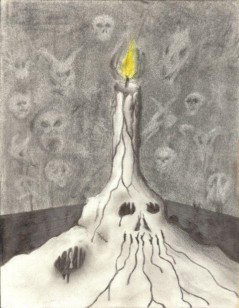 Wall of Prophecy - David Allen