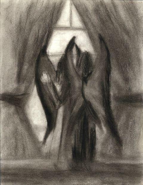 Two Demons Dancing - David Allen