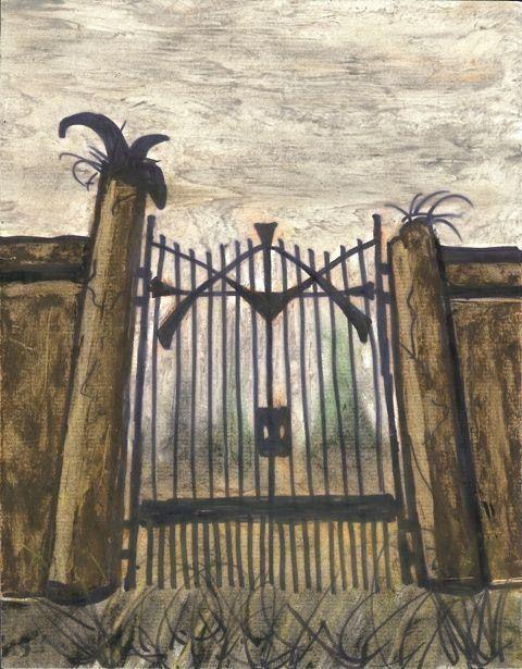 Gates of Midian - David Allen