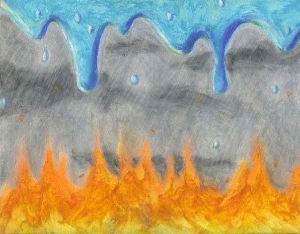 Fire and Ice - David Allen