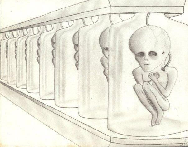 Aliens - David Allen