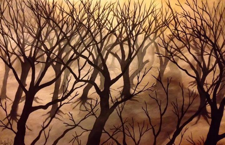 Bare Forrest Redux - David Allen