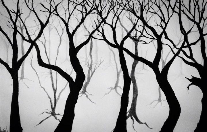 Bare Forrest - David Allen