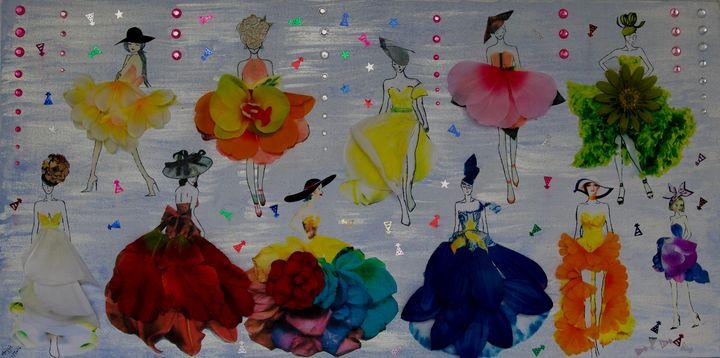 Fashion RunnerUp - Sourial Art