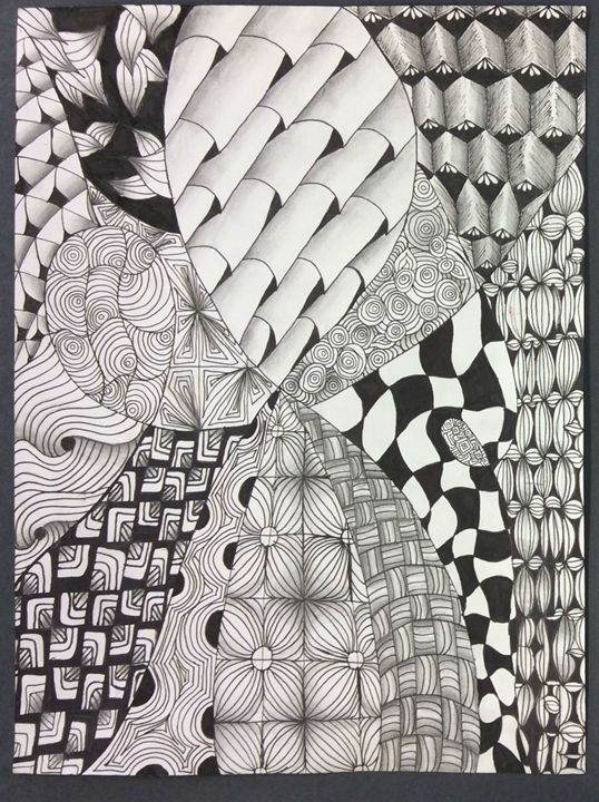 z-zentangle - Zoe Killingsworth