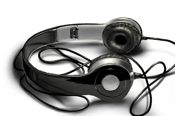 Headphone - andre Illustration