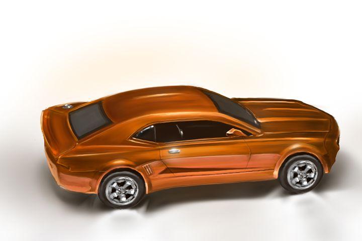 Car model - andre Illustration