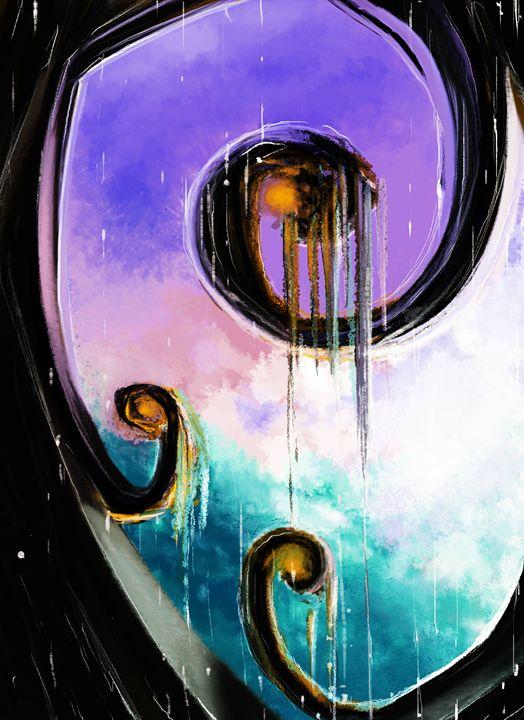 hidden secrets of the hidden dreams - andre Illustration