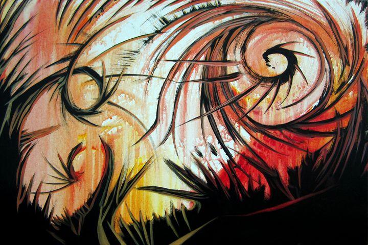 hidden secrets of the red dragon - andre Illustration