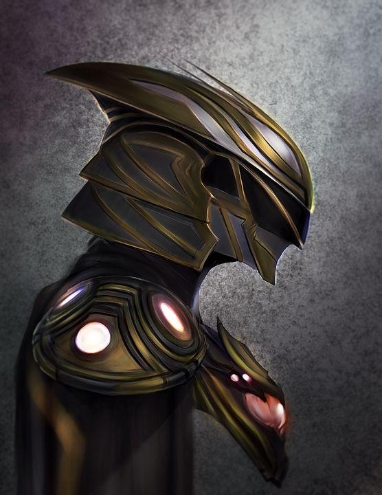 armor 7 - andre Illustration