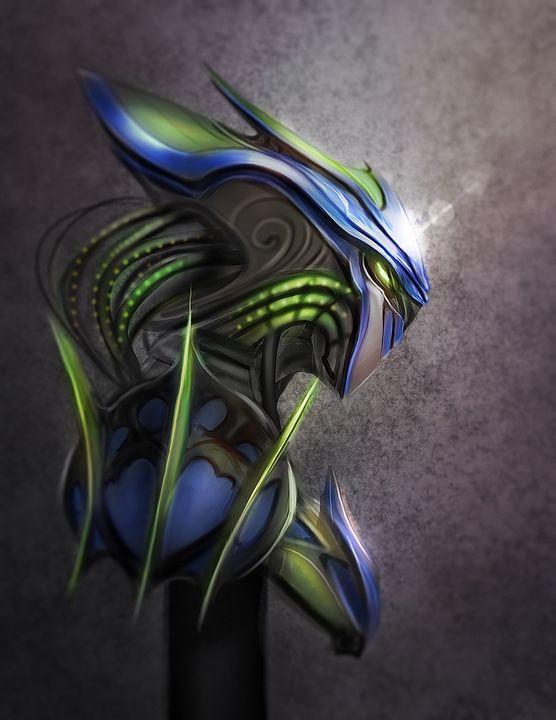 armor 5 - andre Illustration