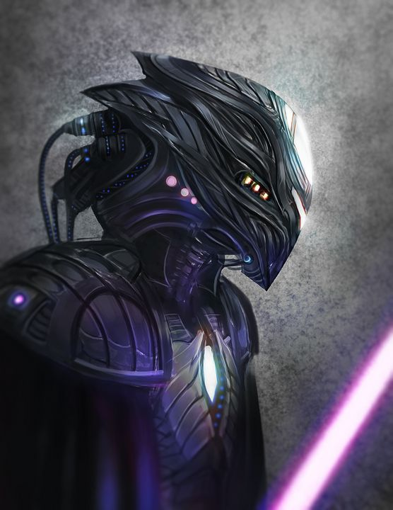 armor 14 - andre Illustration