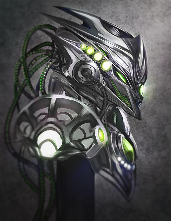 armor 12 - andre Illustration