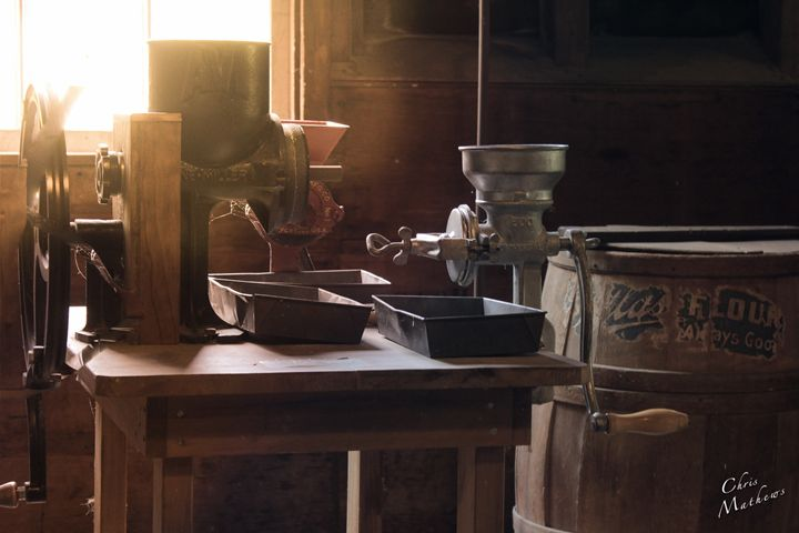 Old Mill Room - Chris Mathews | MCP Film.com