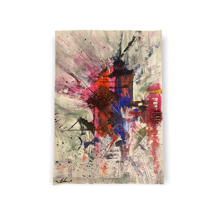 Creative city - Abstract
