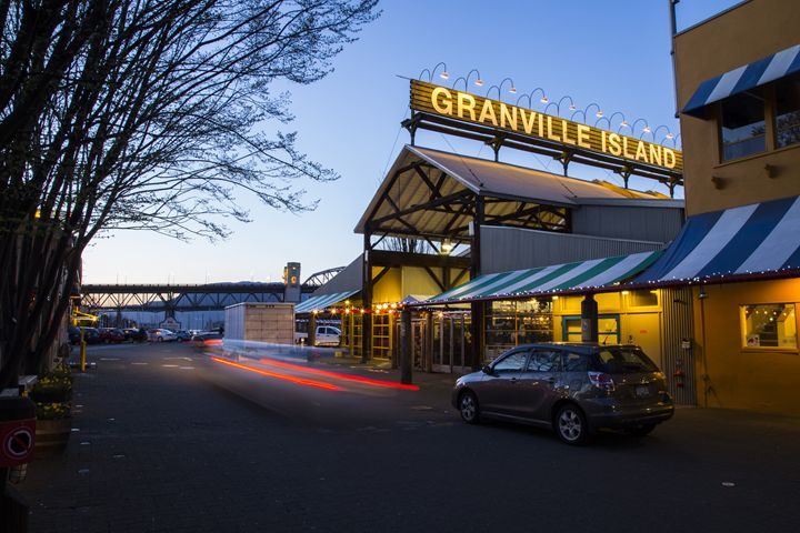 Vancouver - Granville Island - Graham Dunk Photography