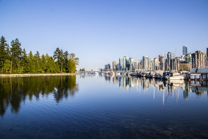 Vancouver - Stanley Park City - Graham Dunk Photography