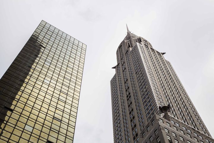 New York City - Chrysler building - Graham Dunk Photography