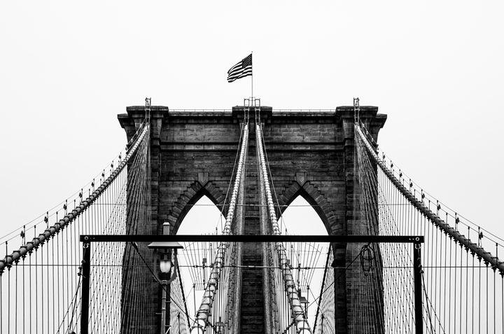 New York City - Brooklyn Bridge - Graham Dunk Photography