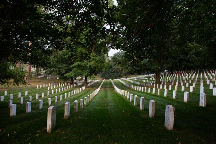 Washington D.C. - Arlington Cemetery - Graham Dunk Photography