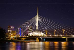 Winnipeg - Provencher Bridge