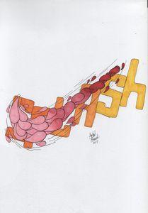 Nike Swoosh Splash