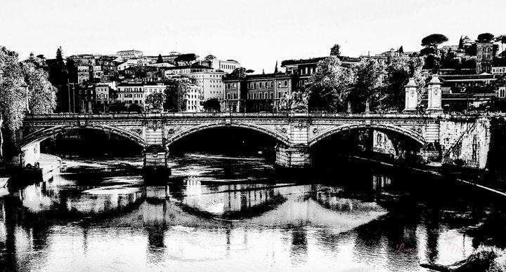 Vatican City Bridge - Lady Marie
