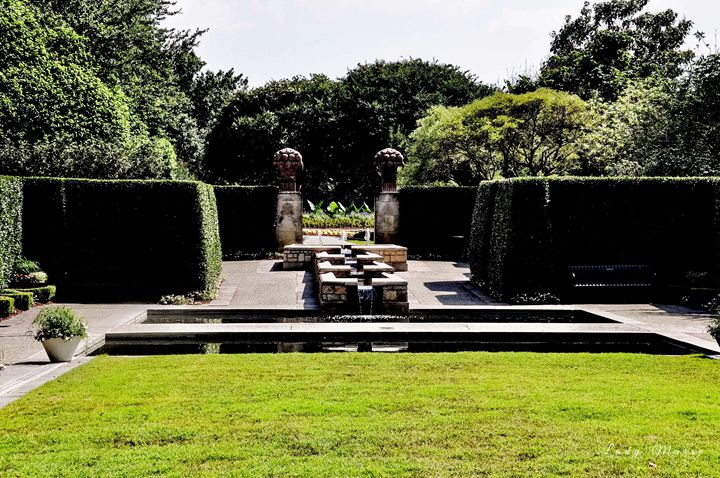 PLACE OF SERENITY AND MEDITATION - Lady Marie