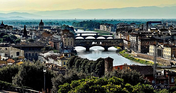 FLORENCE, ITALY - Lady Marie