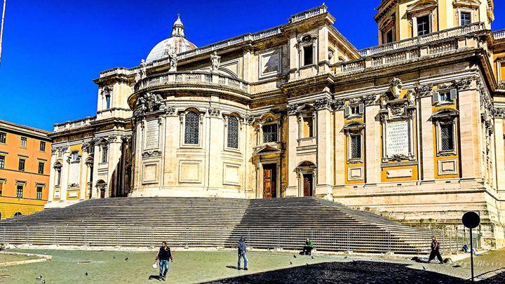 ROMAN ARCHITECTURE - Lady Marie