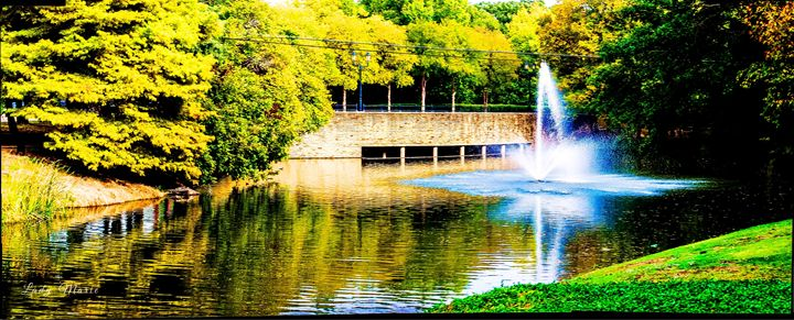 PLACE OF TRANQUILITY IN DALLAS, TX - Lady Marie