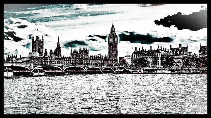 BIG BEN IN LONDON - Lady Marie