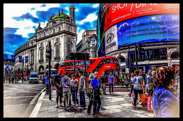 STREETS OF LONDON - Lady Marie