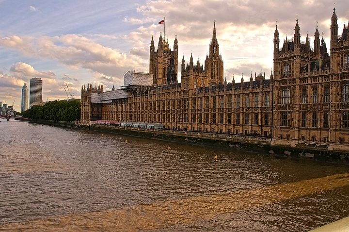 PALACE OF WESTMINISTER LONDON - Lady Marie