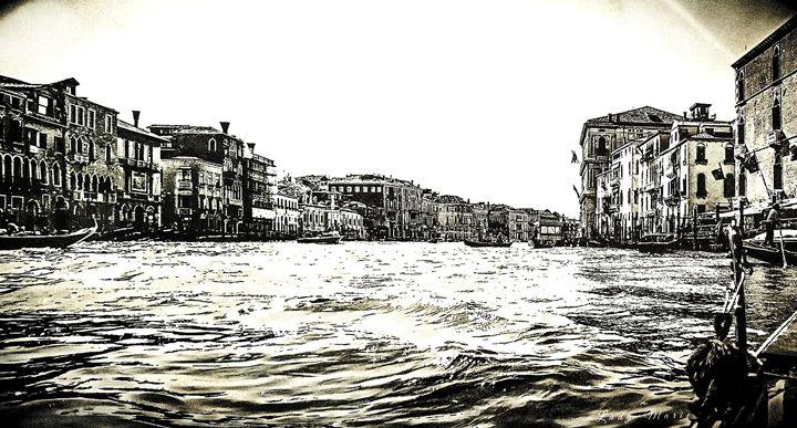 VENICE, ITALY - Lady Marie