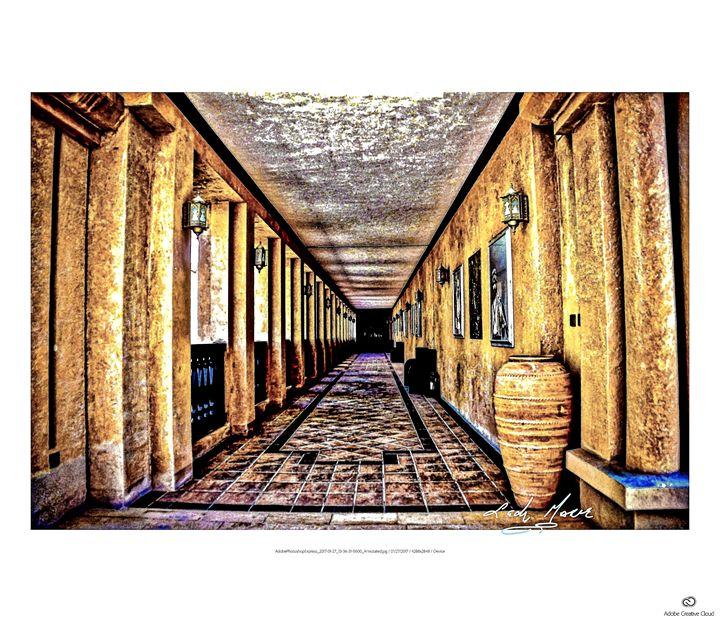 Original Palace of the Sheikh-Dubai - Lady Marie