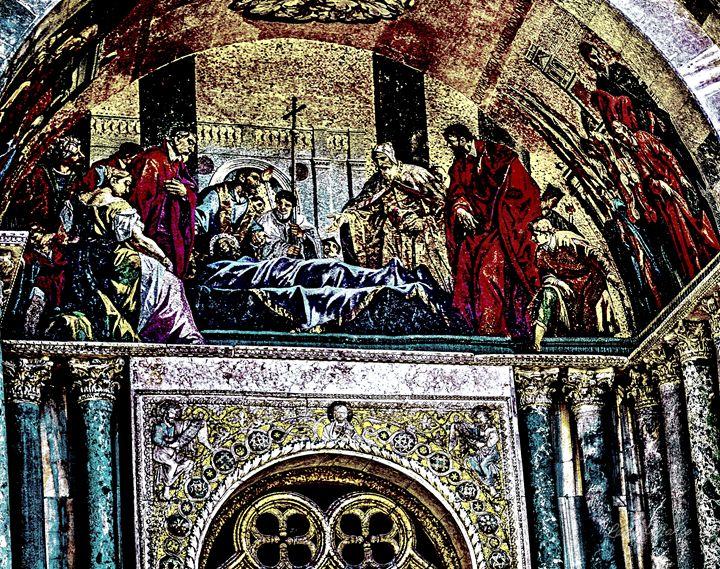 ST. MARK'S VENICE, ITALY - Lady Marie