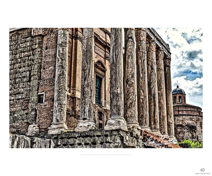 Preservation of Roman History - Lady Marie