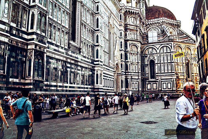 Florentine Basilica - Lady Marie